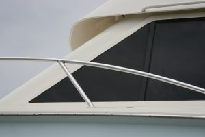50' Hatteras Sport Fish Boat Windows 010