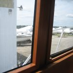 Hatteras 55' Replacement Boat Windows Interior Trim