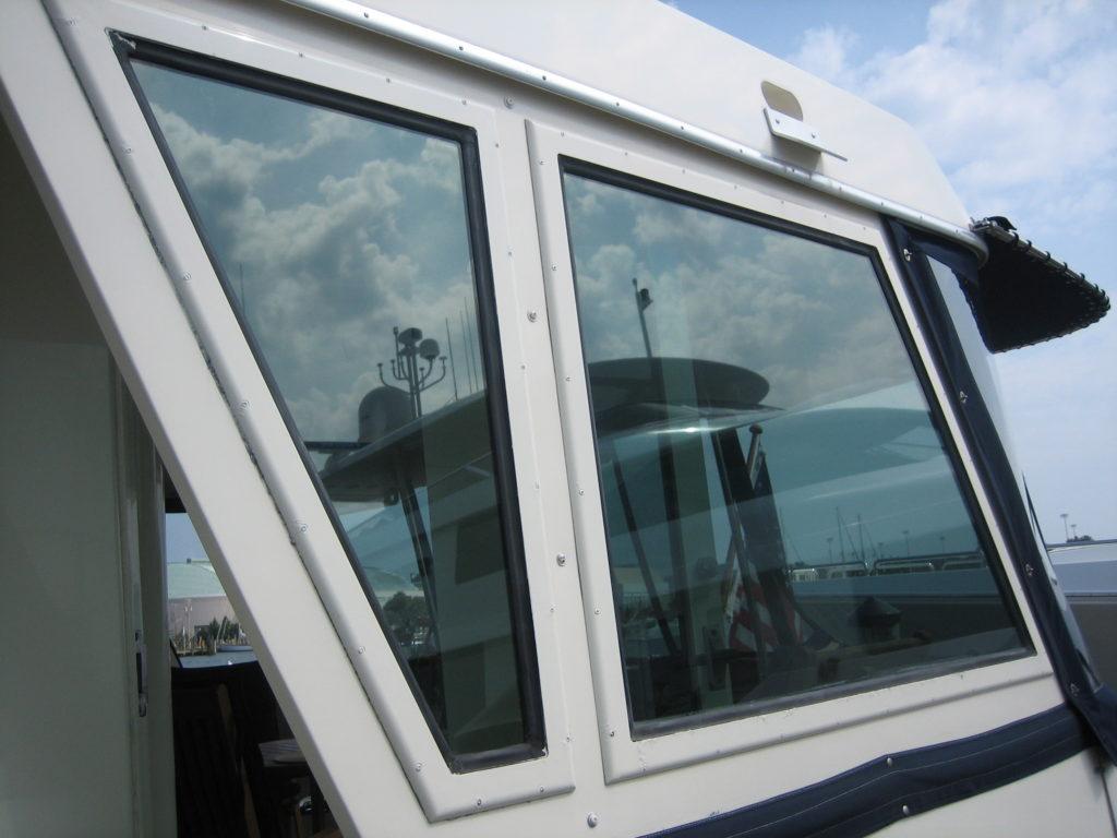 Aluminum Boat Windows | Replacement Boat Windows