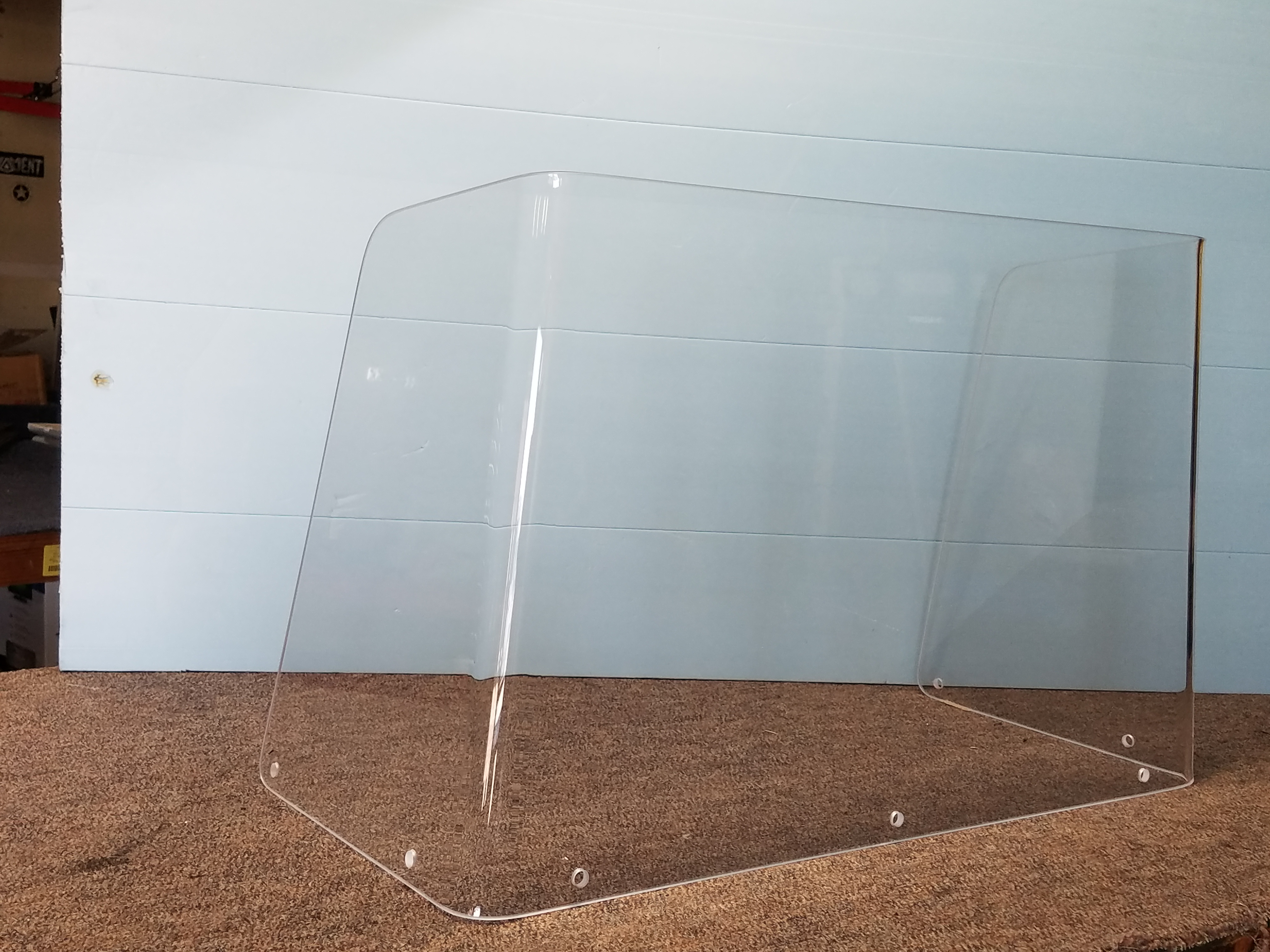 Acrylic Windscreens - Replacement Boat Windshields and Windscreens